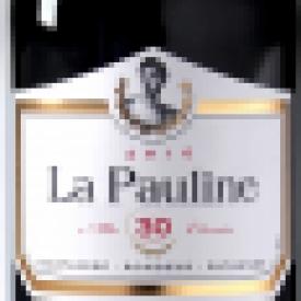 La Pauline Ma 30ieme Cuvée Merlot-Cabernet IGP Pays d'Oc Frankrijk