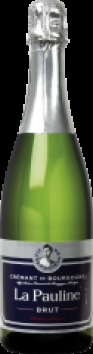 La Pauline Crémant Brut de Bourgogne Frankrijk