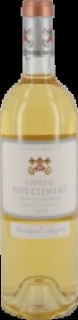 Château Pape Clement Blanc Pessac-Léognan Bordeaux Frankrijk