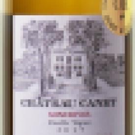 Château Canet Blanc Vieilles Vignes AOC Minervois Frankrijk