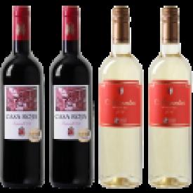 Sappig Spaans Wijnpakket