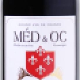 Med & Oc Cabernet-Merlot IGP Pays d'Oc Frankrijk