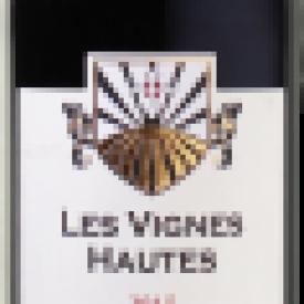 Les Vignes Hautes Merlot-Cabernet IGP Pays d'Oc Frankrijk