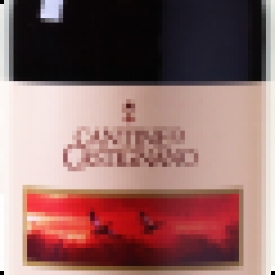 Cantine Castignano Sangiovese Biologico Rosso IGT Marche Italië (Organic)