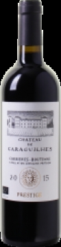 Château de Caraguilhes Prestige AOC Corbières Boutenac Frankrijk (Organic)
