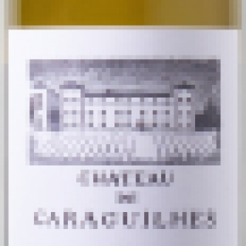 Château de Caraguilhes Blanc AOC Corbières Frankrijk (Organic)