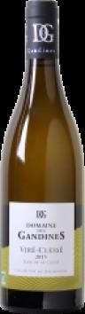 Domaine des Gandines Chardonnay AOP Viré-Clessé Bourgogne Frankrijk (Organic)