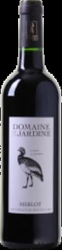Domaine de la Jardine Merlot IGP Coteaux du Pont du Gard Frankrijk (Organic)