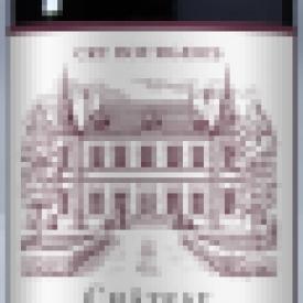Château Pierre de Montignac Cru Bourgeois AOP Médoc Bordeaux Frankrijk Kist