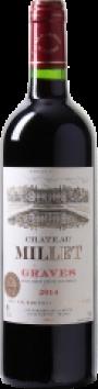 Château Millet Merlot-Cabernet AOC Graves Bordeaux Frankrijk