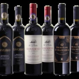 Italiaans 92+ Punten Wijnpakket