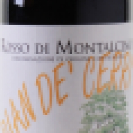 Suberli Pian de Cerri DOC Rosso di Montalcino Italië