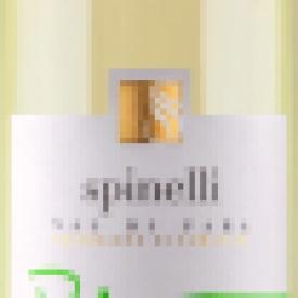 Spinelli Pecorino Terre di Chieti IGT Abruzzo Italië (Organic)